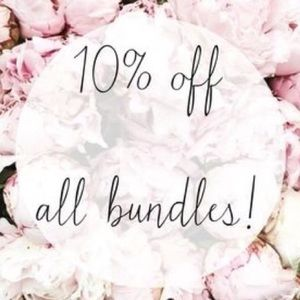 Save more with bundles! Discounted shipping!